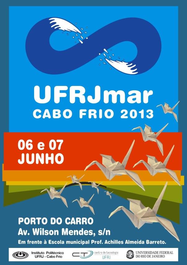 Já começou o XIV Festival UFRJmar